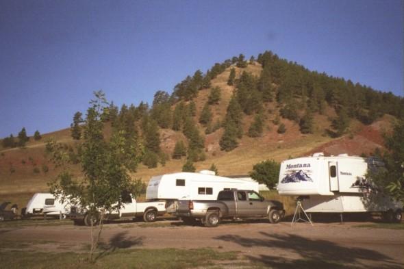 Mountain View Rv Park Amp Campground Sundance Wy 82729